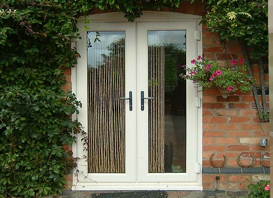 Timber alternative french doors crawley
