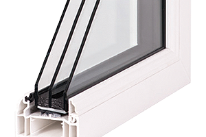 Triple glazing option