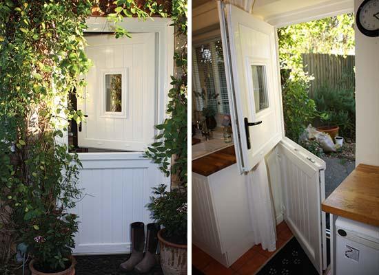 Upvc stable doors