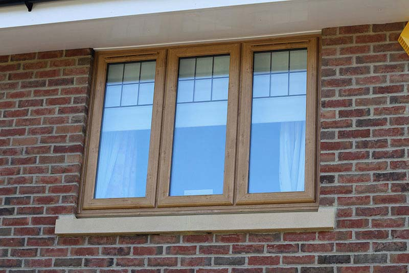 Wooden effect windows crawley
