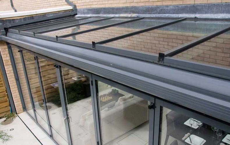 Aluminium roofing systems crawley