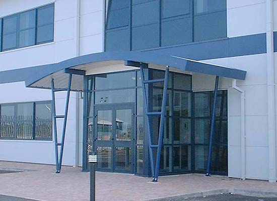Commercial entrance doors crawley