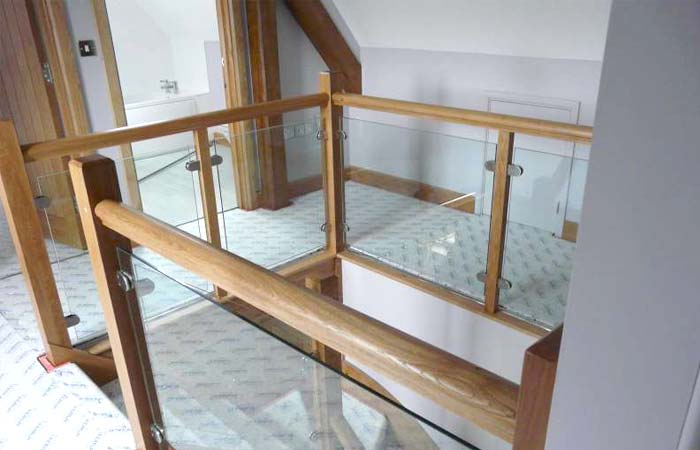 Glass staircases crawley