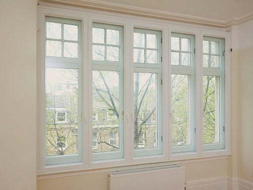 Hinged casement secondary glazing crawley