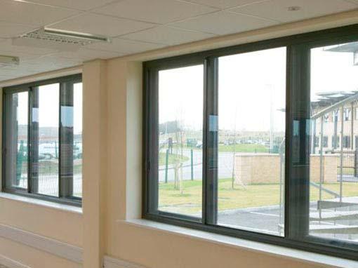 Horizontal sliding secondary glazing crawley