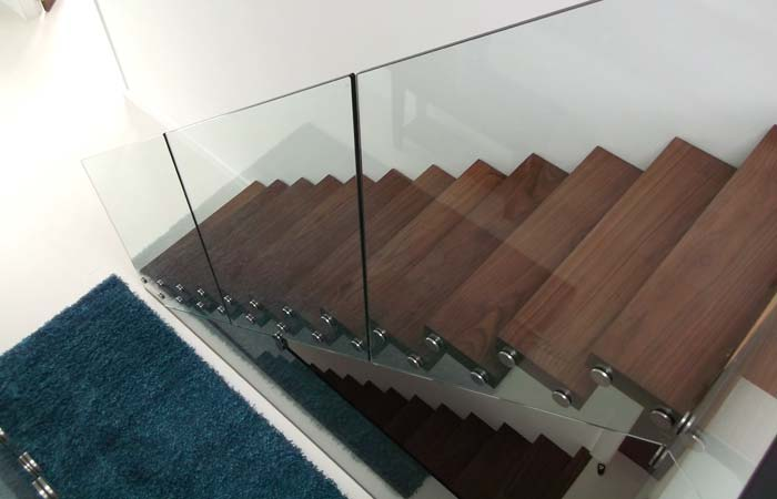 Luxury glass staircases crawley