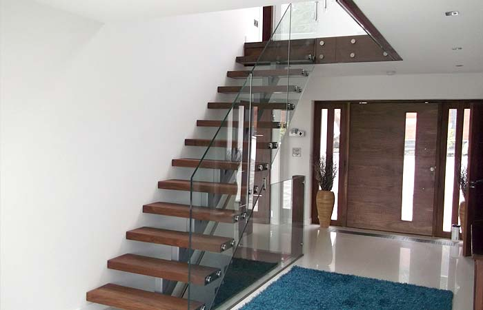 Open glass staircases crawley