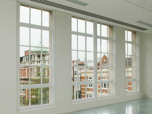 Vertical sliding secondary glazing crawley