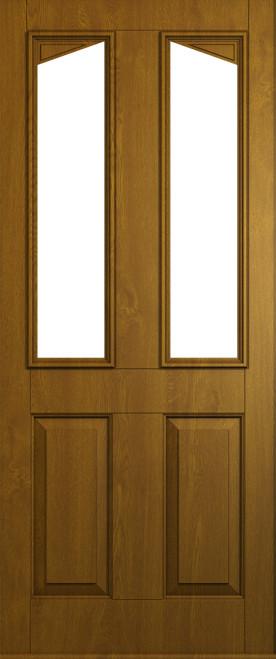 Harlech 2 golden oak 276x659