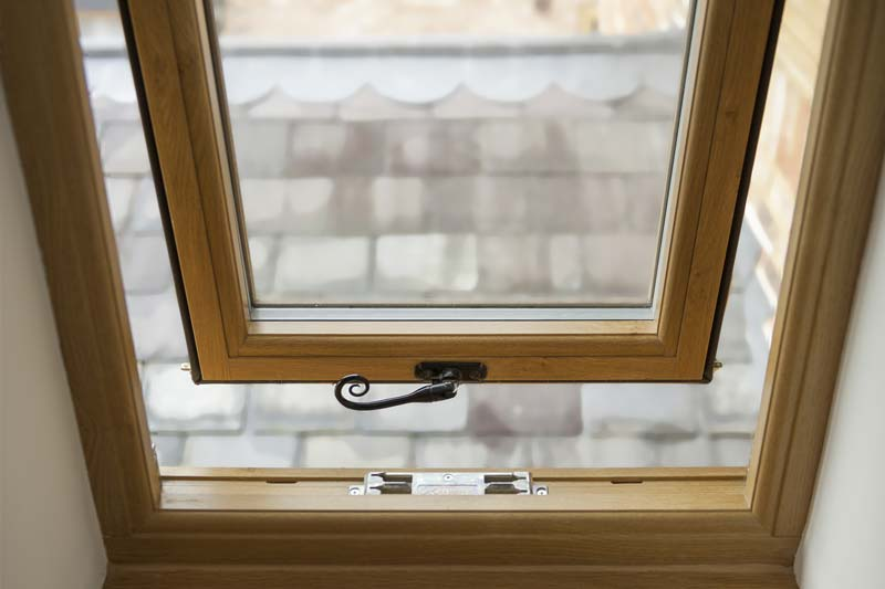 Timber alternative flush casement windows crawley