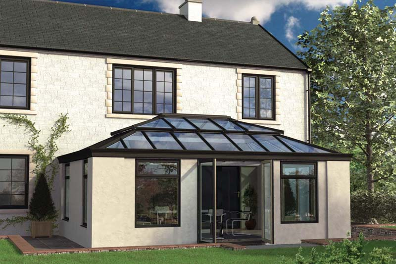 Classic System | Ultraframe Roof Systems | Diamond Glass ...